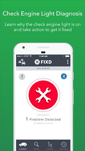 FIXD - Vehicle Health Monitor 7.14.0 Screenshots 1