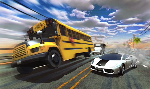 auto traffic racer screenshot 3