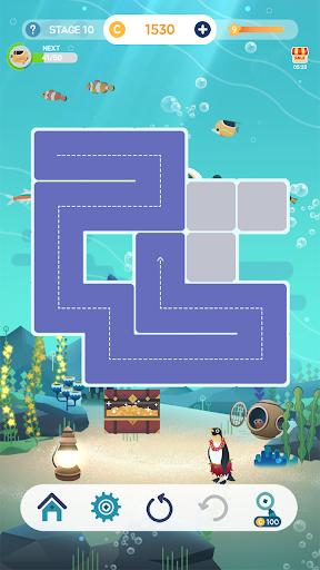 Puzzle Aquarium 35 screenshots 7