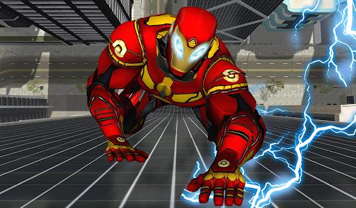 Iron Spider Ultimate Superhero Rope  screenshots 3