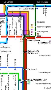 Vienna Tram Map 1.1 APK Mod Updated 1
