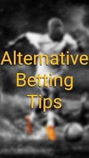 Alternative Betting Tips 1.5.4 Screenshots 1