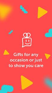Giftmoji - Send gifts instantly 3.9.2 APK screenshots 6