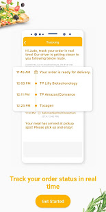 HungryUS - Free Lunch&Dinner Food Delivery