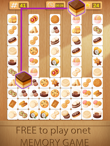 Tile Connect - Onet Animal Pair Matching Puzzle 1.27 screenshots 5