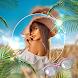 夏 写真 加工 - ピップフォトフレーム - Androidアプリ