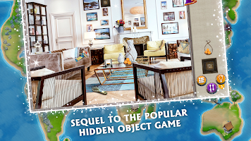 Around the world 2: Hidden Objects