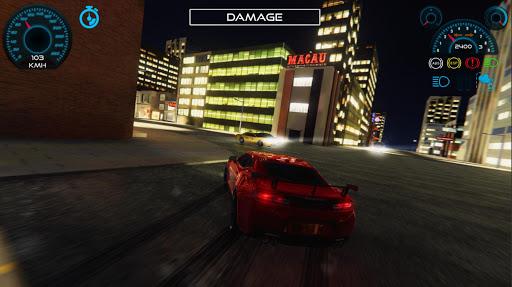 car cruising: in city screenshot 2