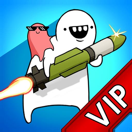 [VIP]Missile Dude RPG : Offline tap tap hero