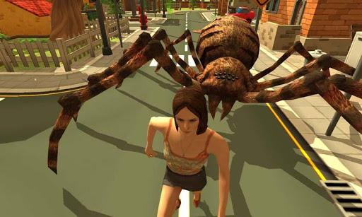 Spider Simulator: Amazing City  screenshots 11