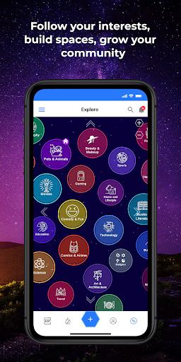 Uhive - A Social Metaverse android2mod screenshots 6