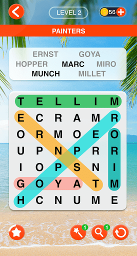Word Search Journey - Free Word Puzzle Game 1.1.4 screenshots 1
