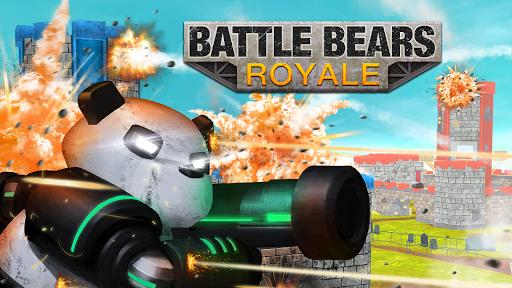 Télécharger Gratuit BattleBears Royale APK MOD (Astuce) screenshots 1