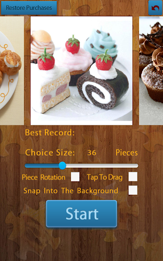 Desserts Jigsaw Puzzles 1.9.17 screenshots 4