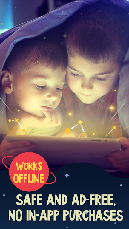 Star Walk Kids ⭐️ Become a Space Explorer ⭐️  poster 4
