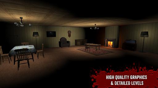 The Fear 3 : Creepy Scream House Horror Game 2018  screenshots 3