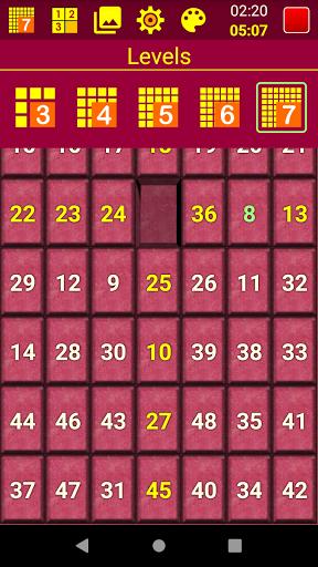 SLIDE PUZZLE 11.0 screenshots 5