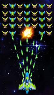 Galaxy Invaders: Alien Shooter Mod Apk (Unlimited Coins/Gems) 1