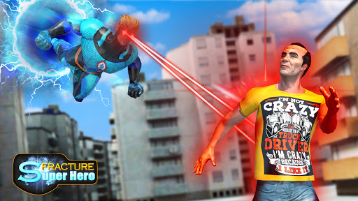Fracture Super Hero screenshot 4