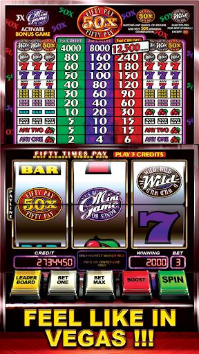 slot machine: double 50x pay screenshot 1