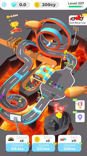Idle Racing Tycoon-Car Games  screenshots 1
