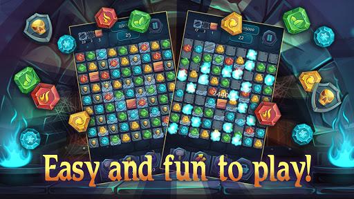 Secrets of the Castle - Match 3 android2mod screenshots 4