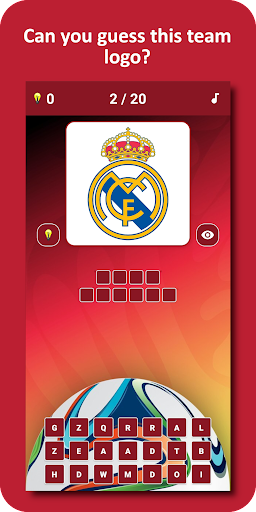Soccer Logo Quiz 1.0.22 screenshots 2