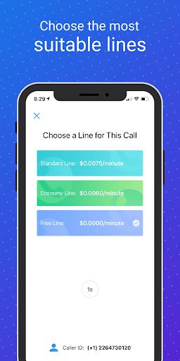 WePhone - Free Phone Calls & Cheap Calls 20102318 Screenshots 7
