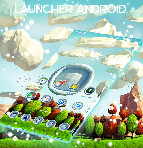 Launcher For Android  screenshots 1