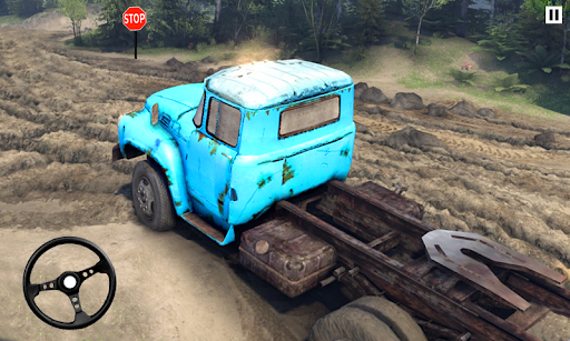 Cargo Truck Game: Transporter Truck Simulation  screenshots 1