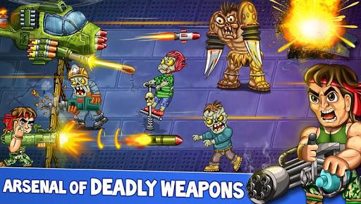 Last Heroes: Zombie Games  screenshots 1