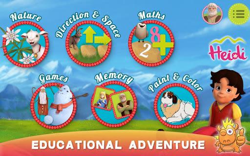 Heidi: best toddler fun games 7.0 Screenshots 17