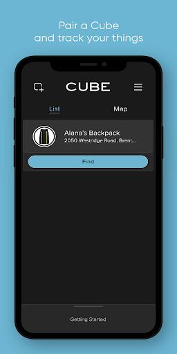 CUBE Tracker  screenshots 1