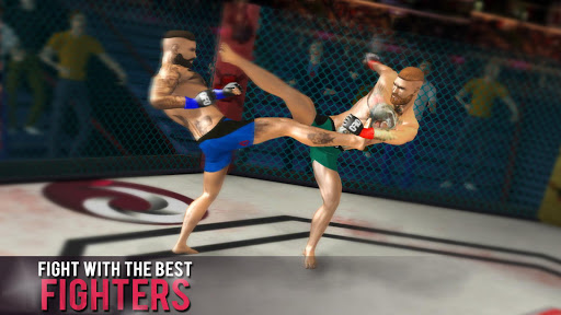 MMA Fighting Games  screenshots 2