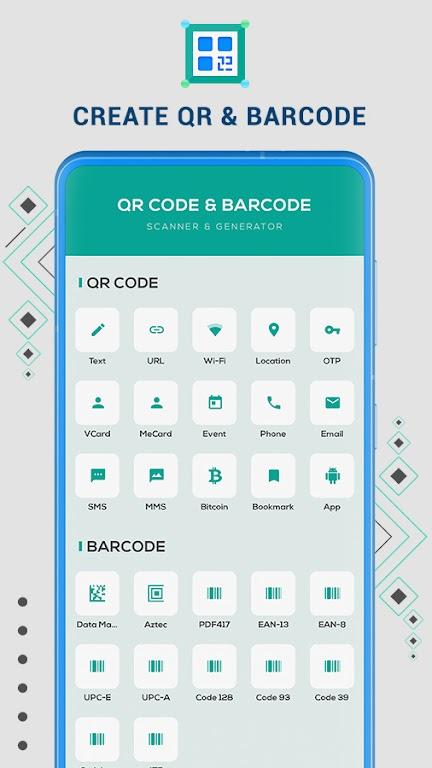 Free QR Code Reader & Barcode Scanner - QR Scanner poster 3