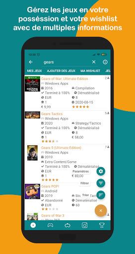 MyGameDB - Game Collection Tracker  screenshots 1