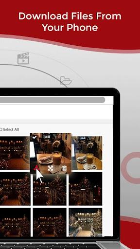 Zapya WebShare - File Sharing in Web Browser  Screenshots 4