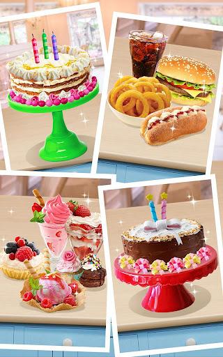 cake: fun free food making game screenshot 2
