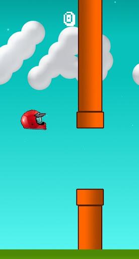 flying helmet screenshot 2