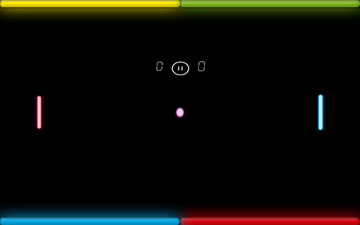 Neon Ping Pong For PC Windows (7, 8, 10, 10X) & Mac Computer Image Number- 10