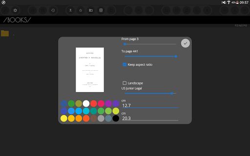Ink&Paper Handwrite PDF Notes Trial apktram screenshots 14
