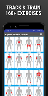 Gains - Gym Workout, Tracker & Weight Lifting Log