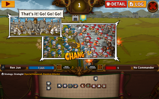 Three Kingdoms : The Shifters  screenshots 23