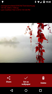 Wallpaper Changer 4.8.15 Screenshots 4