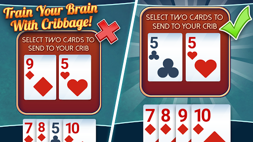 Ultimate Cribbage - Classic Board Card Game 2.2.1 pic 2
