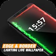 Edge & Border : Lighting Live Wallpaper