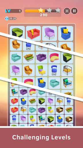 Onet 3D - Classic Link Puzzle  screenshots 5