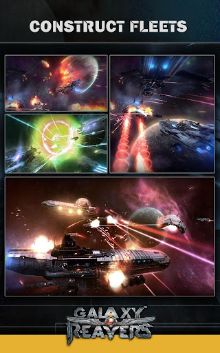 Galaxy Reavers - Starships RTS apkmr screenshots 13