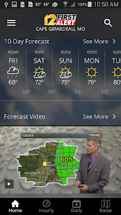 KFVS12 First Alert Weather For Pc 2020 | Free Download (Windows 7, 8, 10 And Mac) 2