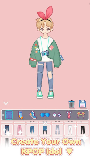 MYIDOL (#Dress up #BoyGroup #k-star #k-pop) 2.0.15 Screenshots 4